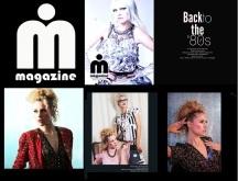 "J&I Photography, Elzbieta Zakoscielna MUA, Kelly Michele Styling. For Imirage Magazine, ""Back to the 80s"""