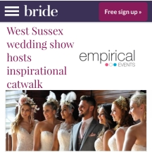 Mode Bridal Gown http://www.empiricalevents.co.uk Wedding Shows http://www.jacqulynhamilton.co.uk Photography