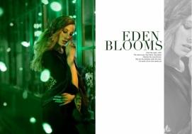 Eden Blooms Publication - India Spanish Magazine shot in Munnar, India Photographer: Arun Mathew
